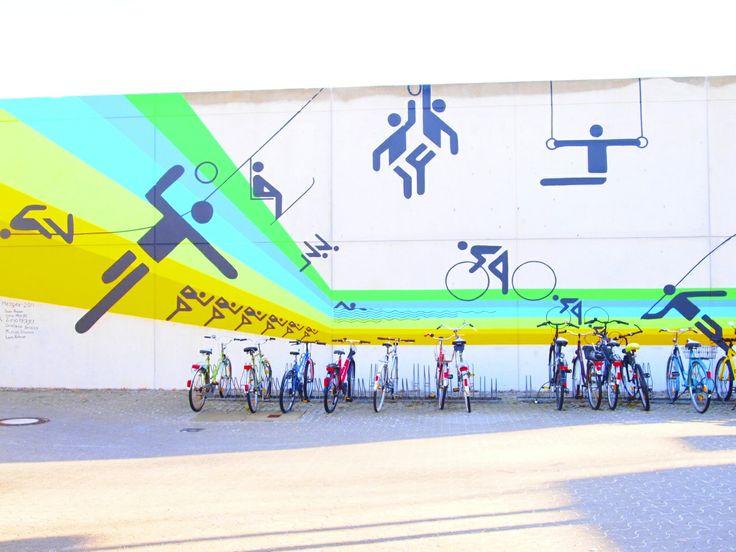 olympic village, 2014