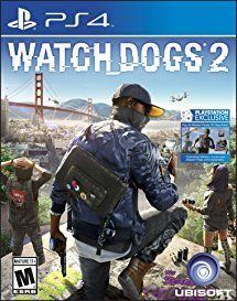 Watch Dogs 2 - PlayStation 4 Ubisoft