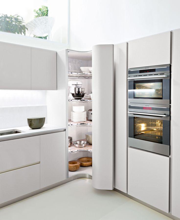 Cucine con penisola: design firmato Pininfarina con Ola 20 | Snaidero