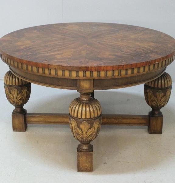 Soffbord_barock_art-deco_sofa-table_Butiken Republiken