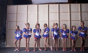 """""""Casting Jonbenét"""", a sickening Netflix original with even more sicking promotion by The Guardian, which refers to it as """"fun"""" three times.  Yeah, nothing more fun than cashing in on the violent death of a child at the hands of an elite pedo ring.  The Guardian loves their disgusting Satanic pedophilic filth."""
