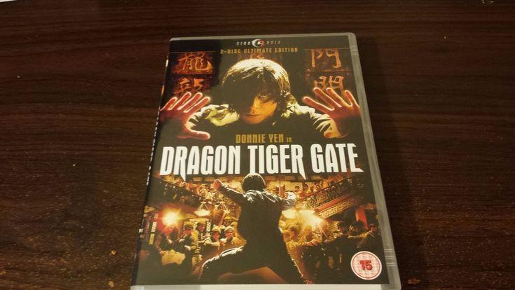 Dragon Tiger Gate (DVD 2008, 2-Disc Set) Cine Asia PAL/ Region 2 format