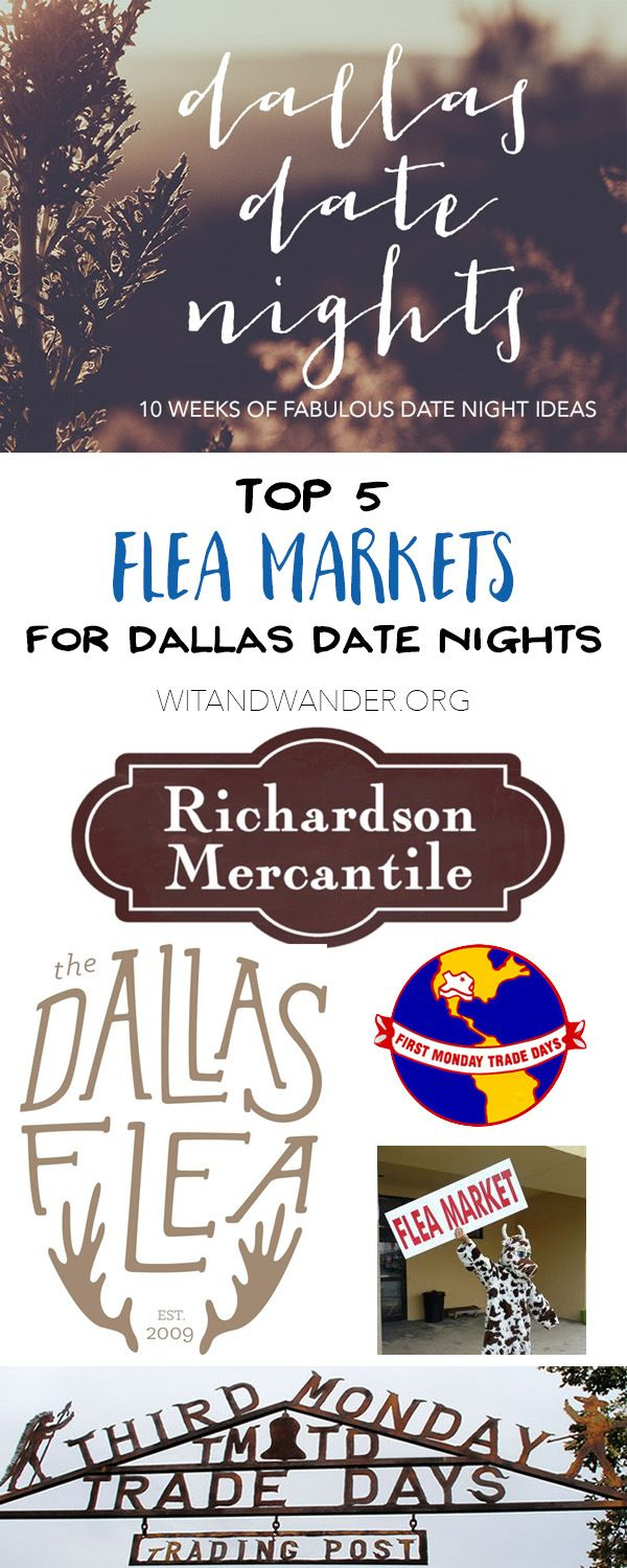 Dallas market dates in Melbourne