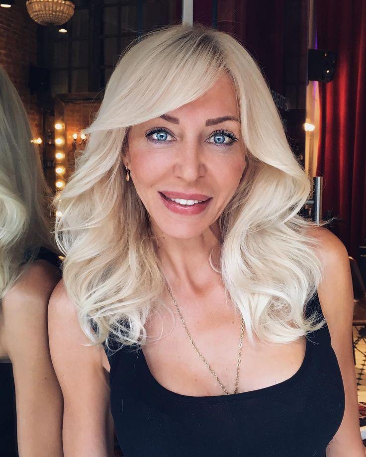 #красивыеволосыздесь #блонд #blondehair #blonde #haircut #стрижка #укладка