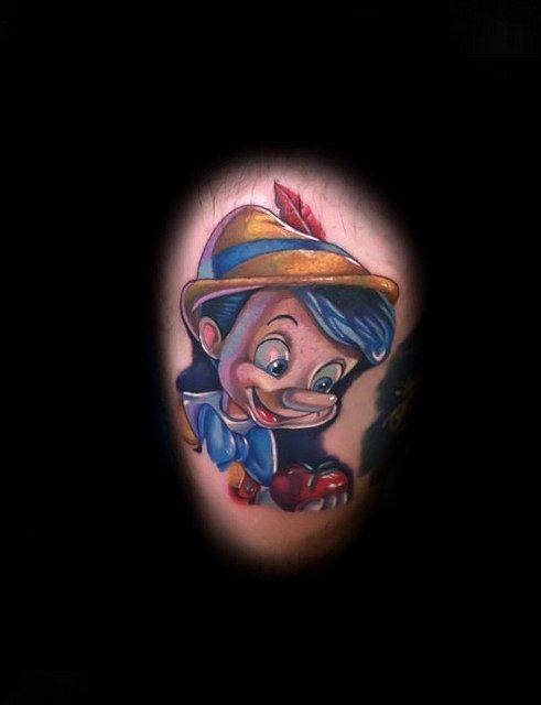 pinocchio tattoo - photo #19