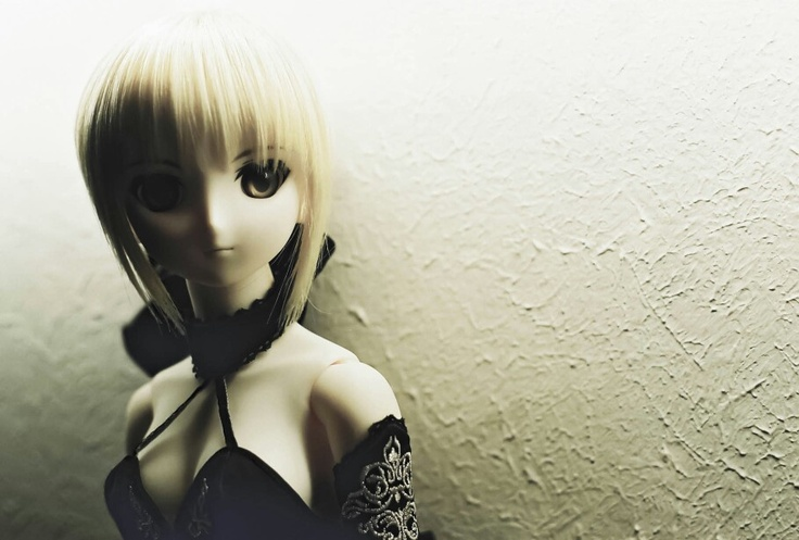 DD Saber Alter 2nd Ver.