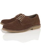 Topman Smart Shoes / Rupert Crepe Sole Shoes http://tpmn.co/PeGfNM @Topman