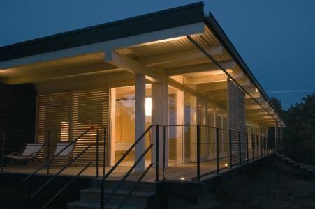 PuuWoodHolzBois |  Seaside Cottage Kustavi Sigge Architects Ltd.