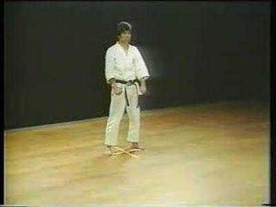 MACAM - MACAM SENI BELA DIRI: 3 Heian Sandan: By.Hirokazu Kanazawa