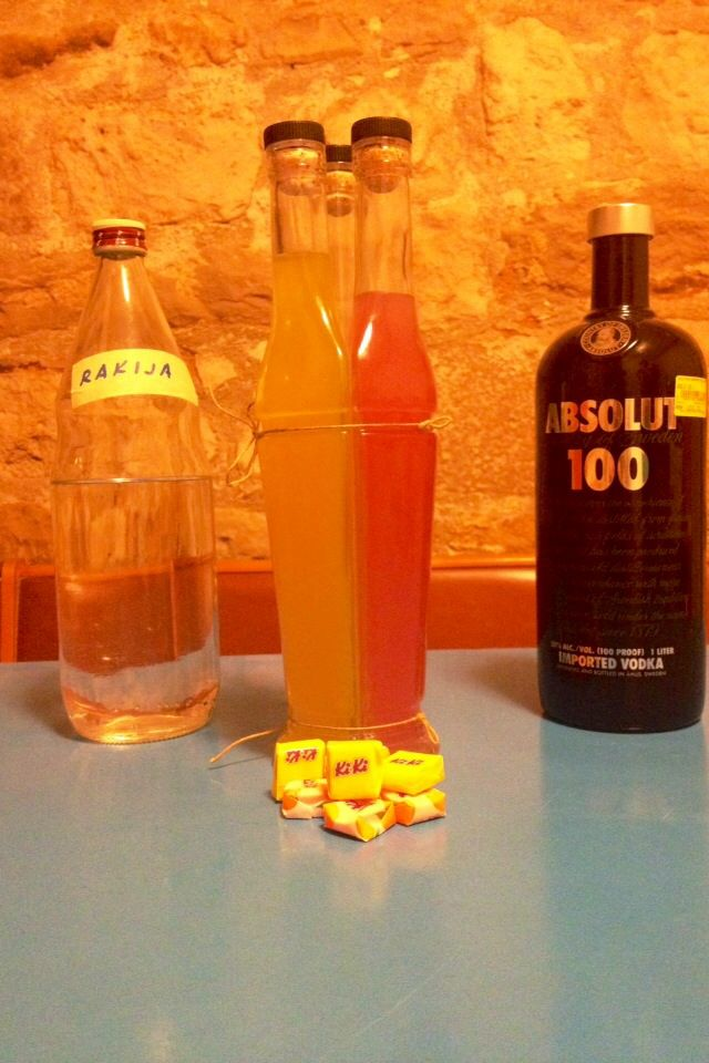Absolut 100 adds to the Bold Character of your drink!   Absolut 100 available at Ice Cube #Chandigarh #Cheers