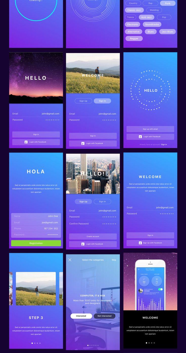 UI8 — Products — Hello UI Kit