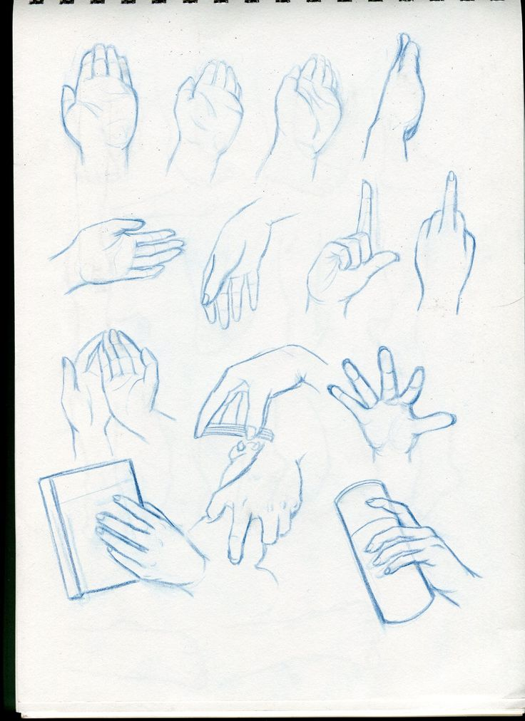 hadn drawing croquis /January,2015