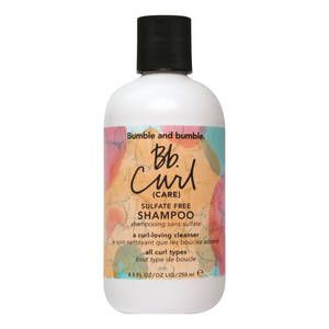 Bumble and bumble  - Bb. Curl Shampooing Sans Sulfate