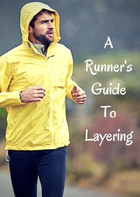 Figuring out the perfect amount of clothing to put on your body before a run can become harder than the run itself. A Runner's Guide to Layering.