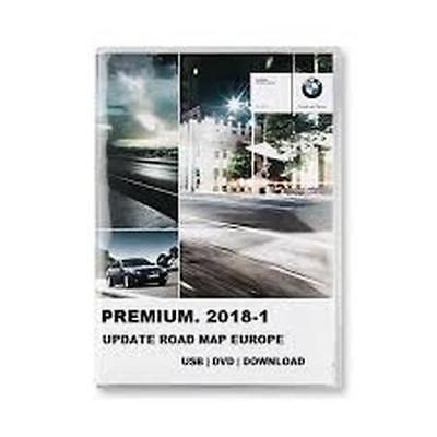 BMW ROAD MAP EUROPE PREMIUM 2018-1 – GPS Underground