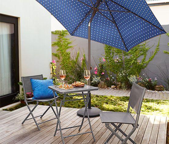 Zahradní nábytek, 3dílná sada