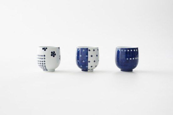ceramic play collections by Nendo