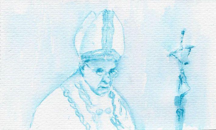 Pope Francis calls Armenian Massacre 'Genocide' :: Jules Artvan :: Sketches and Doodles