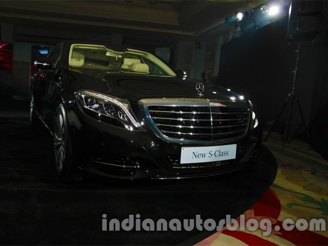 Slideshow : 2014 Mercedes S Class - 2014 Mercedes S Class launched at Rs 1.57 crore | The Economic Times