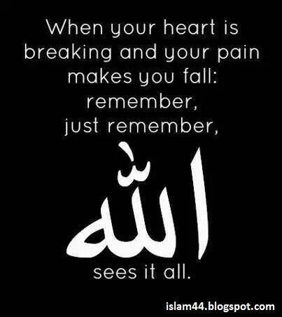 Allah SWT.