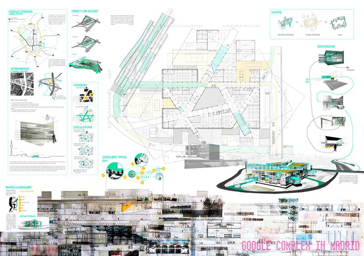 Winners of the third edition IS ARCH Awards / GOOGLE COMPLEX IN MADRID by Óscar Ruiz Nieto