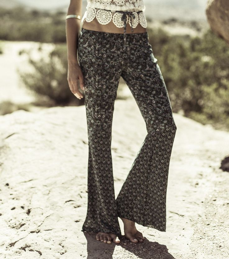 Anna Sui for O'Neill Day Dreamer Pant