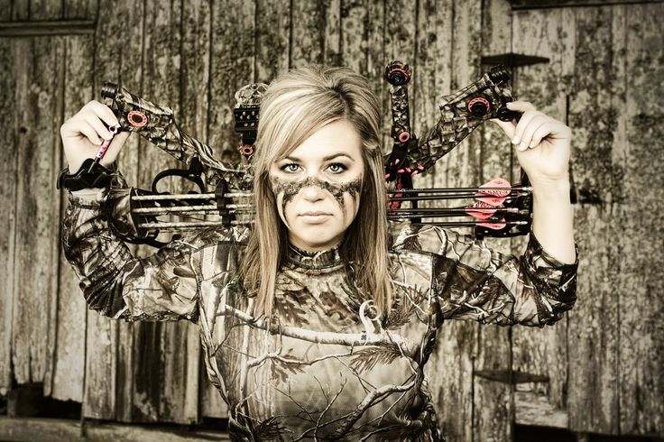 Next time I wear face paint, this will be it. I also think i need a pic with my bow like this!  Bahahaha!