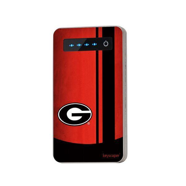 Georgia Bulldogs 4000mAh Team Stripe Portable USB Charger - $49.99