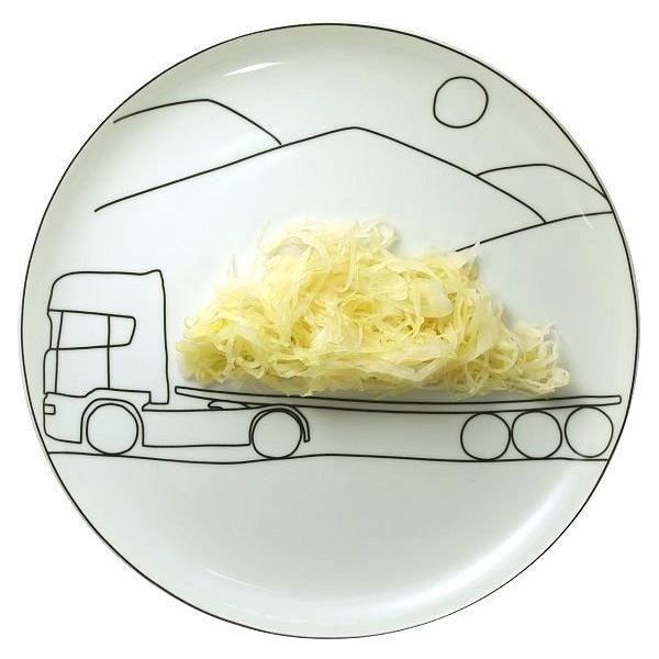 assiette Boguslaw Sliwinski camion