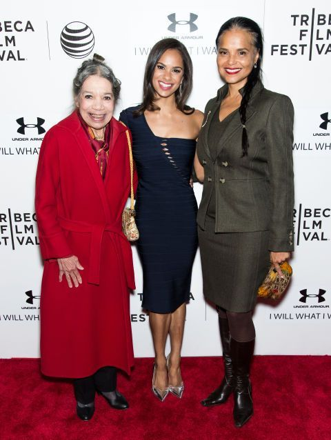 Raven Wilkinson. Misty Copeland, and Victoria Rowell. See all the celebrities who attended the 2015 Tribeca Film Festival.