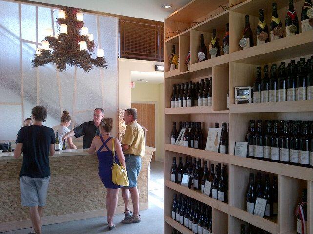 Rosehall Run Vineyards & Winery in Wellington, ON