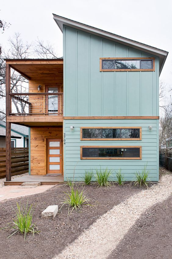 Real Life Rooms: A Modern Exterior Curb Appeal Update