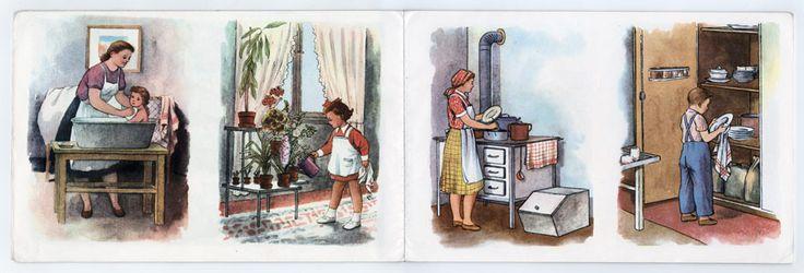 učebnice a naučné : ŽIVÁ ABECEDA ‒ Čížek, Baumruck, Karel
