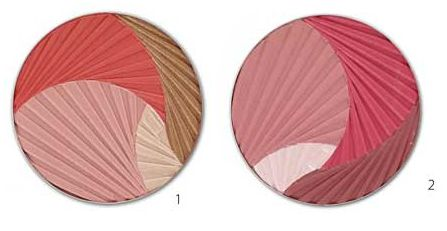FACE DREAM  De nieuwe blush geeft het gezicht een vleugje kleur en frisheid. Een zeer mooie poeder met het resultaat van een vooruitstrevende technologie die de natuurlijke helderheid van de huid teint in de kijker zet en uniformeert, om bleek- en grauwheid tegen te gaan. Deze poeders worden het geheim van uw zomerse make-up. Ze zetten uw zongebruinde teint in de kijker. Dankzij de verschillende nuances ziet u er stralender uit of verleent u structuur aan uw gelaat.