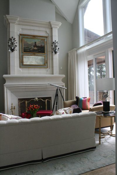 30 Best Double Mantle Fireplace Images On Pinterest