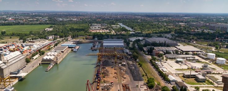 Budapest Szabadkikötő Logisztikai Zrt. – Westbay