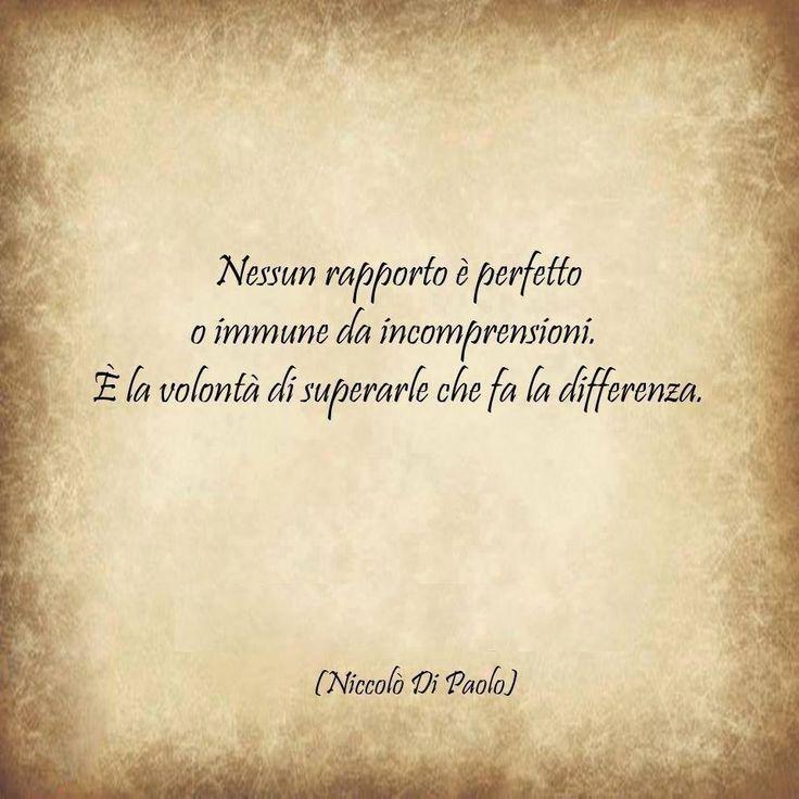 ..la volontà fa la differenza