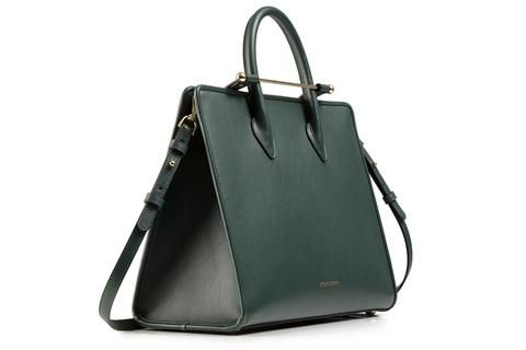 e8ca8868ca The Strathberry Tote - Bottle Green