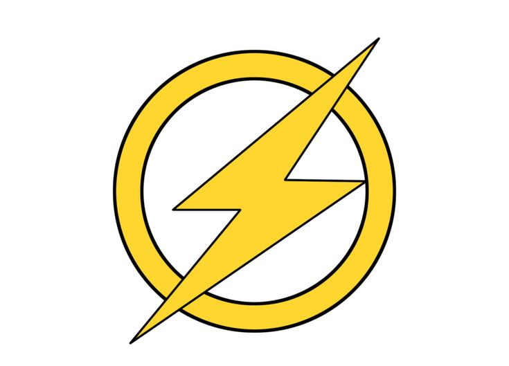 Continuing the making the symbols, I move onto the other DC guys. Hopefully these may be useful to people. Here's The Flash's. As always, if you need them, use 'em. No need to give me credit or tel...