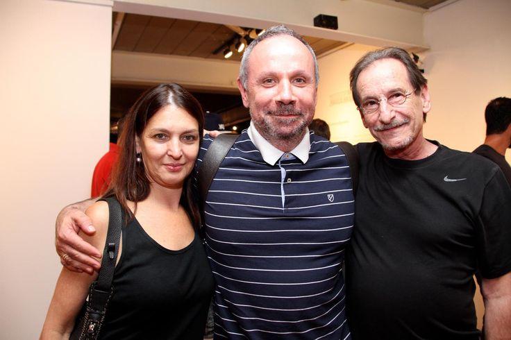 Vania Chene, Paulo pasta e Carlos Fajardo