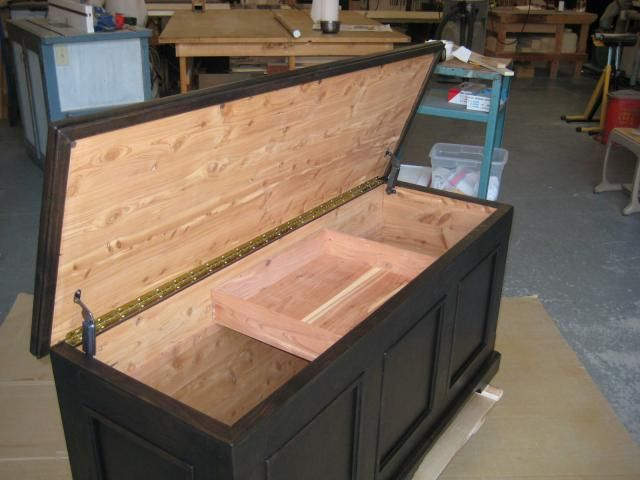 Wooden Hope Chests That Lock Cedar Hope Chest Kathy S