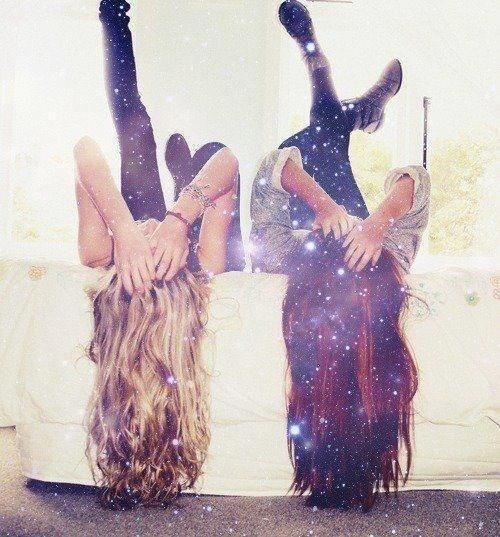 #galaxy #friendship #hair #fun