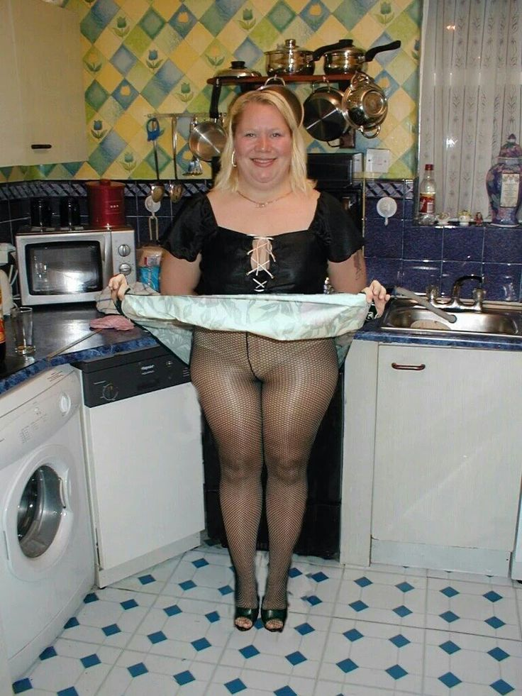 Clown Fat pantyhose pictures really