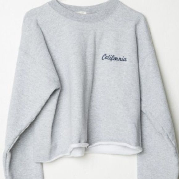 Brandy Melville Nwot Sold On Merc Brandy Melville Embroidery And