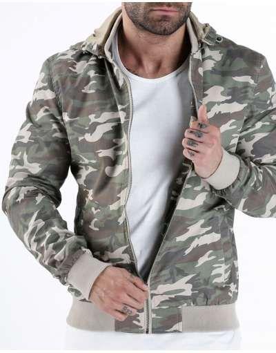 ΝEEΣ ΑΦΙΞΕΙΣ :: Αντιανεμικό Classic Military Jacket Beige - OEM