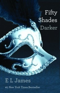 Fifty Shades Darker (Book Two of the Fifty Shades Trilogy) by EL James