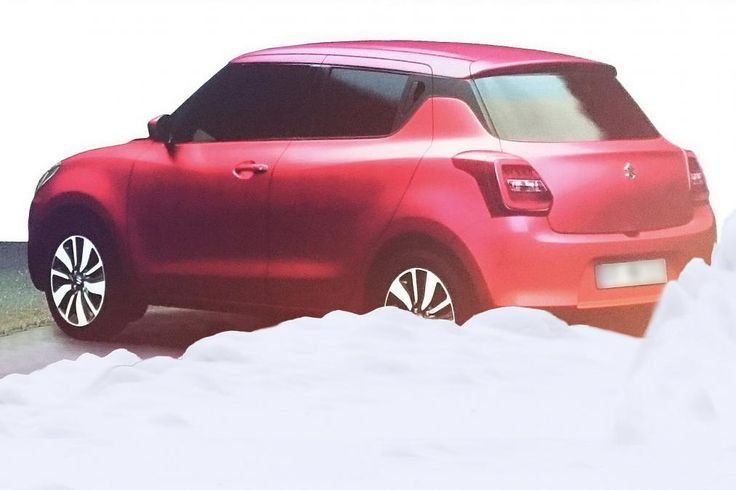 Cool Suzuki 2017: 2017 Maruti Suzuki Swift Dzire and Swift models spied The next generation Swift ... Check more at http://24cars.top/2017/suzuki-2017-2017-maruti-suzuki-swift-dzire-and-swift-models-spied-the-next-generation-swift/