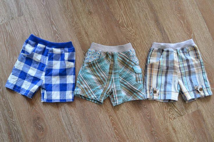 Stipjes en datjes: Recykleren: oma's blouse, mama's blouse en papa's blouse worden broekjes!