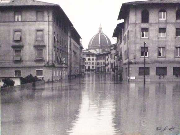 A 45 anni dall'alluvione di Firenze