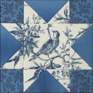 Civil War Quilts: Stars in a Time Warp 31: Toiles                                                                                                                                                      More